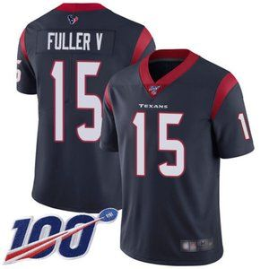 Houston Texans Will Fuller V 100th Season Jersey